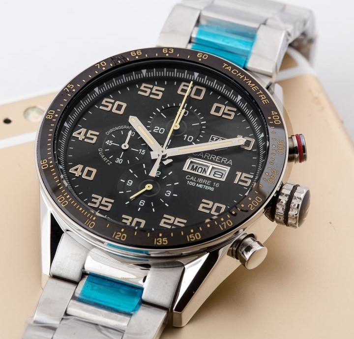 Tagheuer Carrera Calibre 16 Day & Date AAA 2019