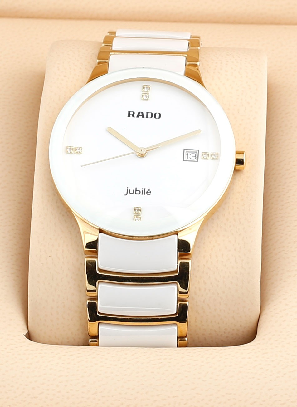 Rado centrix jubile white