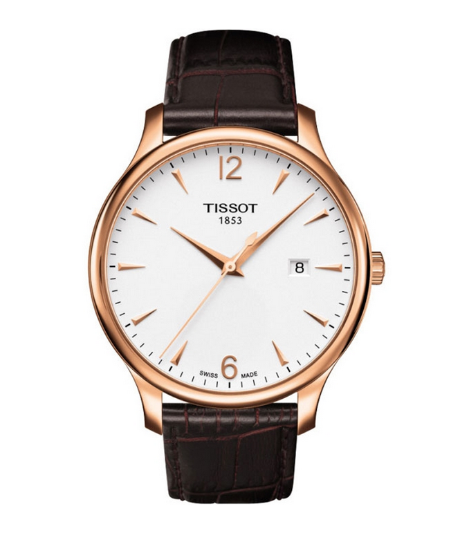 Tissot Tradition Rose Gold