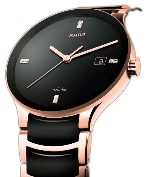 Rado Centrix Jubile Rose Gold