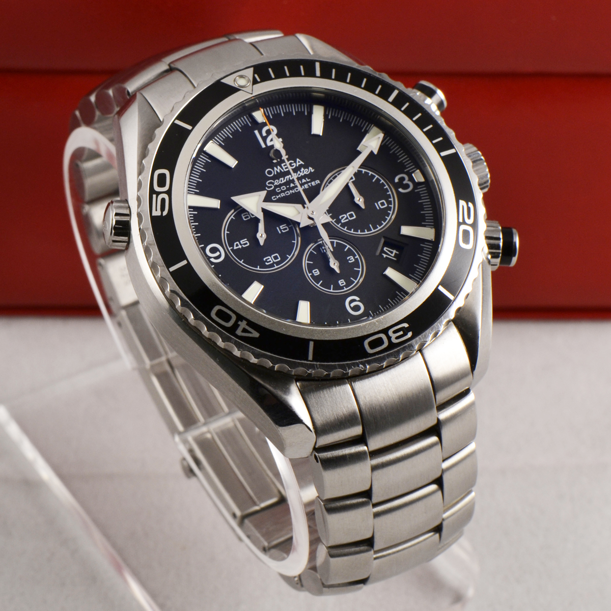Omega Speedmaster Automatic Chronometer Pris
