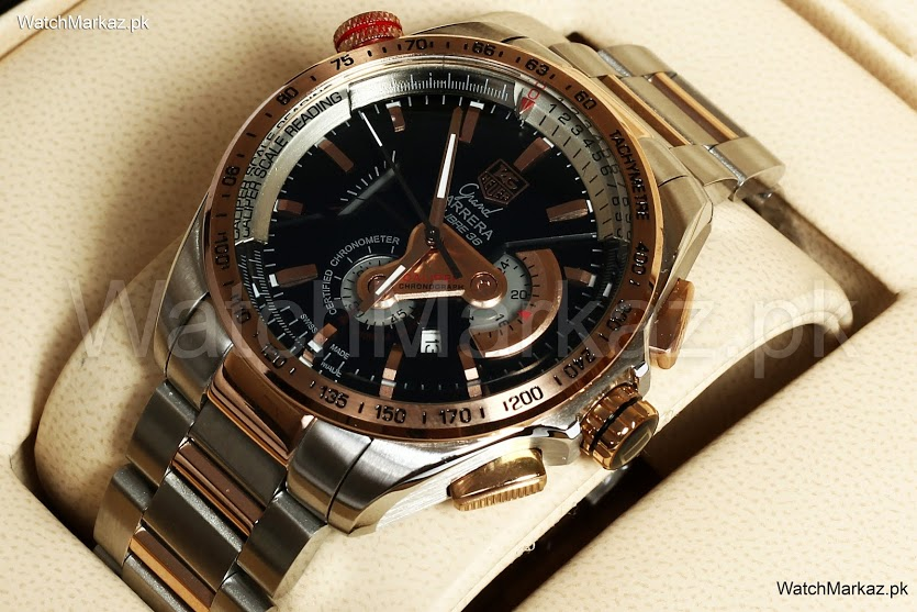TAG Heuer  Calibre  36 Two Tone